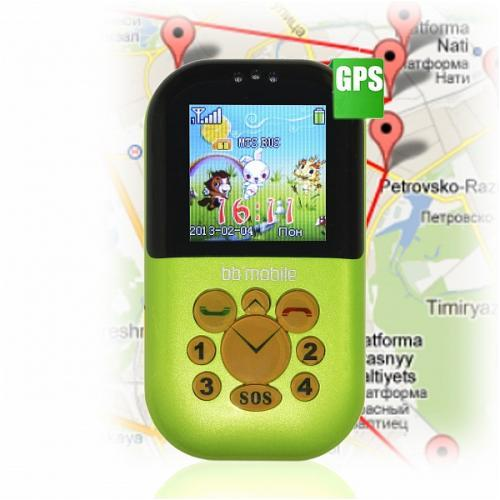 BB-mobile «GPS Маячок»